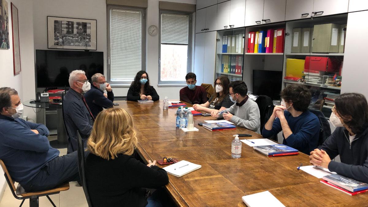 Studenti Per e CGIL Brescia: al lavoro per obiettivi futuri condivisi